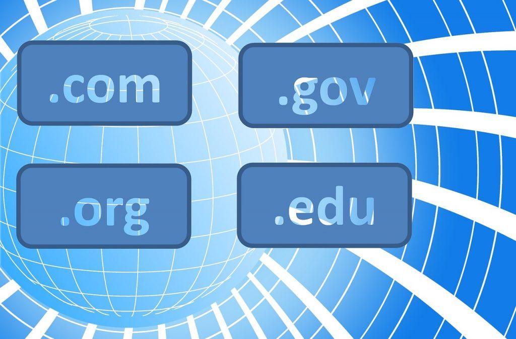 dominios usados