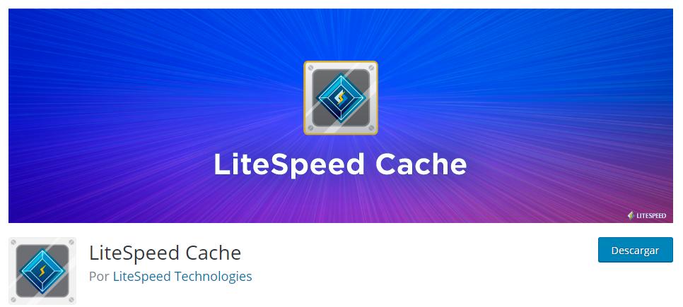 plugin litespeed cache lscache