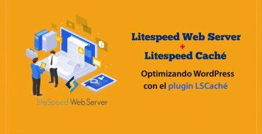 Litespeed Web Server y Litespeed cache: Optimizando nuestro sitio web en WordPress